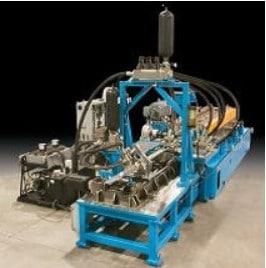 SAMCO ROLL FORMER MACHINES